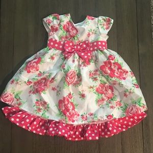 😎2 for $20😎 Baby girl party dress 18 month